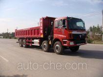 中集牌ZJV3310HJBJA型自卸汽车