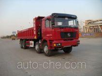 中集牌ZJV3310HJSDA型自卸汽车
