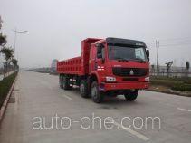 中集牌ZJV3310RJ46型自卸汽车