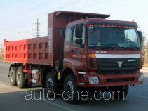 中集牌ZJV3310YKBJ40型自卸汽车