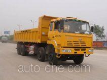 中集牌ZJV3314HJCQA型自卸汽车