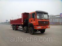 中集牌ZJV3315HJCQA型自卸汽车