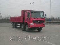 中集牌ZJV3317ZZ48SD型自卸汽车