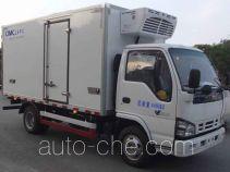 CIMC ZJV5040XLCSH refrigerated truck