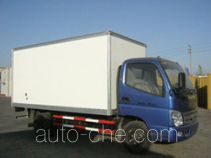CIMC ZJV5040XXY box van truck