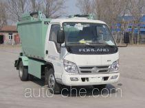 CIMC ZJV5040ZZZHBB4 self-loading garbage truck