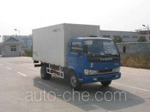 CIMC ZJV5041XBWSD insulated box van truck
