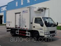 中集牌ZJV5042XLCSD5型冷藏车