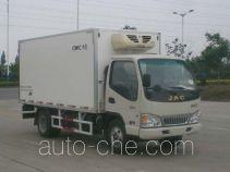 CIMC ZJV5044XLCSD refrigerated truck