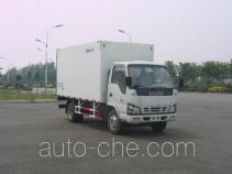 CIMC ZJV5048XBWSD insulated box van truck