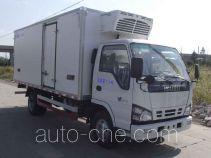 CIMC ZJV5070XLCSH refrigerated truck