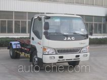 CIMC ZJV5070ZXXHBH4 detachable body garbage truck