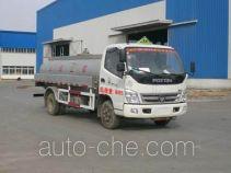CIMC ZJV5080GJYSD fuel tank truck