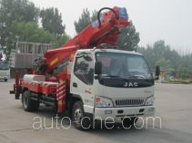 中集牌ZJV5080JGKHBH型高空作业车