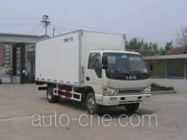 CIMC ZJV5082XBWSD insulated box van truck
