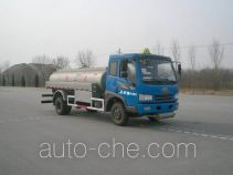 CIMC ZJV5083GHYSD chemical liquid tank truck