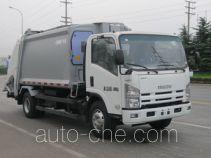CIMC ZJV5101ZYSHBQ garbage compactor truck