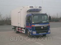 CIMC ZJV5163XLCSD refrigerated truck