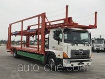 CIMC ZJV5180TCLJM car transport truck