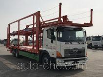 中集牌ZJV5200TCLJM型车辆运输车