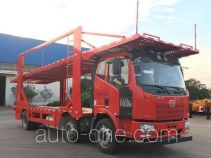 CIMC ZJV5221TCLQD car transport truck