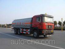 CIMC ZJV5250GHYSX chemical liquid tank truck