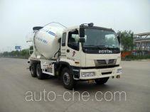 CIMC ZJV5250GJBHJBJA concrete mixer truck