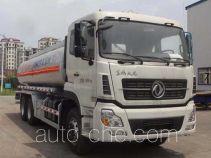 中集牌ZJV5250GYYSZDF型运油车