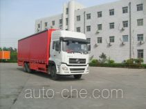 CIMC ZJV5250XXYAA side curtain van truck