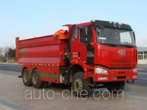 中集牌ZJV5250ZLJYKCA型自卸式垃圾车
