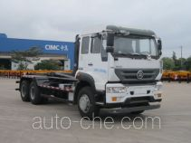 CIMC ZJV5250ZXXHBZ5 detachable body garbage truck