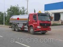 CIMC ZJV5251GJYSD fuel tank truck