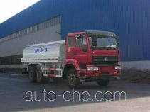 CIMC ZJV5251GSSSD sprinkler machine (water tank truck)
