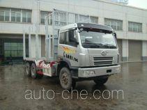 中集牌ZJV5251TYMHJCAA型木材运输车