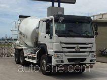 中集牌ZJV5252GJBJM型混凝土搅拌运输车