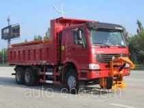 CIMC ZJV5252TCXYKZZ snow remover truck