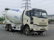 CIMC ZJV5255GJBLYCA1 concrete mixer truck