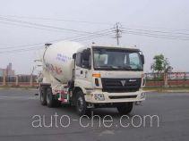 CIMC ZJV5255GJBTH04 concrete mixer truck