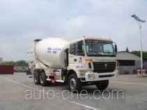 CIMC ZJV5255GJBTH06 concrete mixer truck
