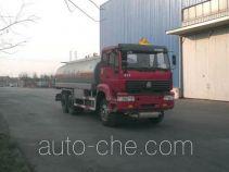 CIMC ZJV5255GJYSD fuel tank truck