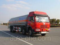 CIMC ZJV5310GHYCA chemical liquid tank truck