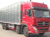 CIMC aluminium wing van truck