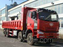 中集牌ZJV5310ZLJYKCA型自卸式垃圾车