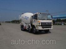 CIMC ZJV5311GJBRJ36 concrete mixer truck