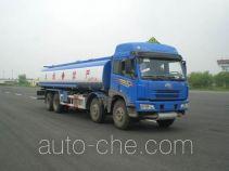 CIMC ZJV5312GHYSD chemical liquid tank truck