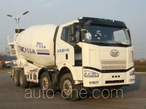 CIMC ZJV5315GJBLYCA concrete mixer truck