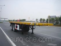 CIMC ZJV9291JP flatbed trailer