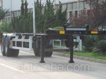 CIMC ZJV9350TJZQD container transport trailer