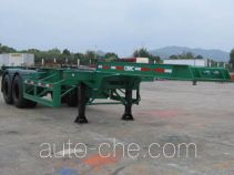 CIMC ZJV9351TJZSZ container transport trailer
