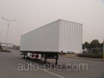 CIMC ZJV9351XXYTH box body van trailer